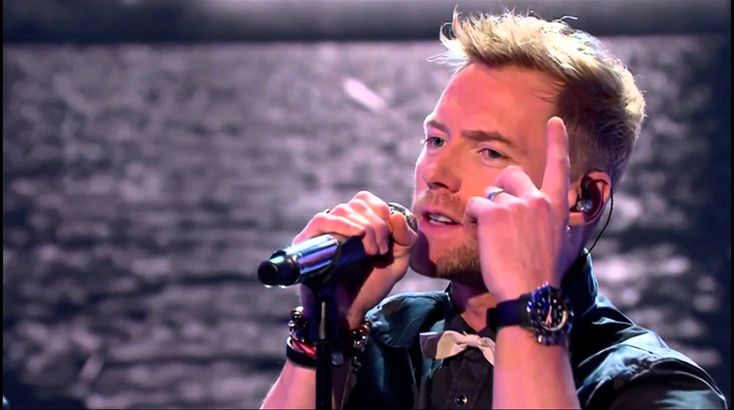 Westlife - No Matter What - ft. Boyzone - A Tribute To Stephen Gately Sh...