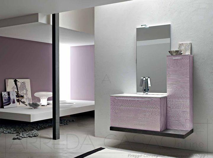 230 migliori immagini arredo mobili bagno bathrooms for Euro design mobili
