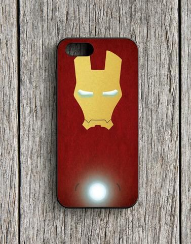 Iron Man Body Red Vector iPhone 5 | 5S Case