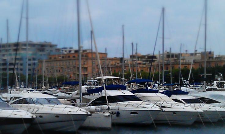 And more boats, Malta