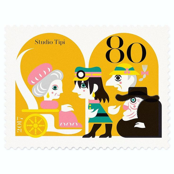 "Our imaginary #illustrated #postal #stamp collection - Miyazaki Tales Series 1 - #howlsmovingcastle - stamp 4: ""Suliman's Trap"". #tribute to one of the greatest #storyteller of our time, master #hayaomiyazaki #宮崎駿 #japanpost #日本郵便 #切手 #studioghibli #sophiehatter  #howl #suliman #witchofthewaste #heen #ハウルの動く城 #ソフィー・ハッター #ハウル #illustration #stampdesign"