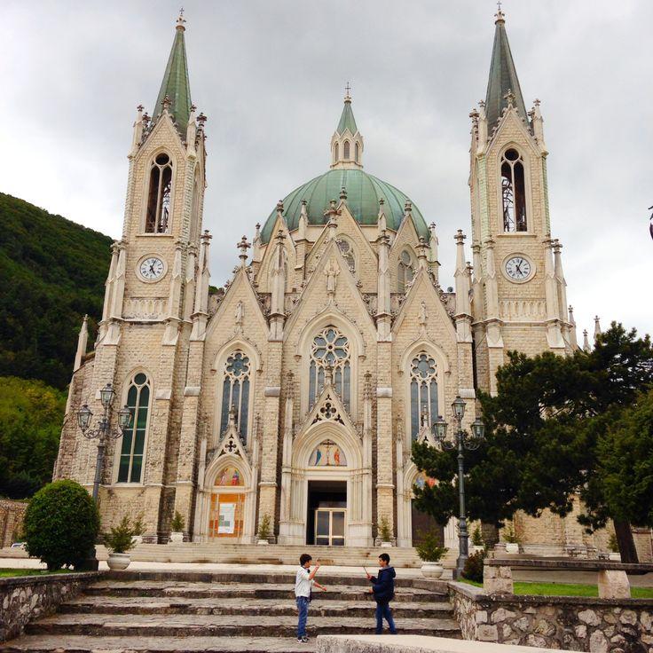 Castel Petroso - Molise - italy