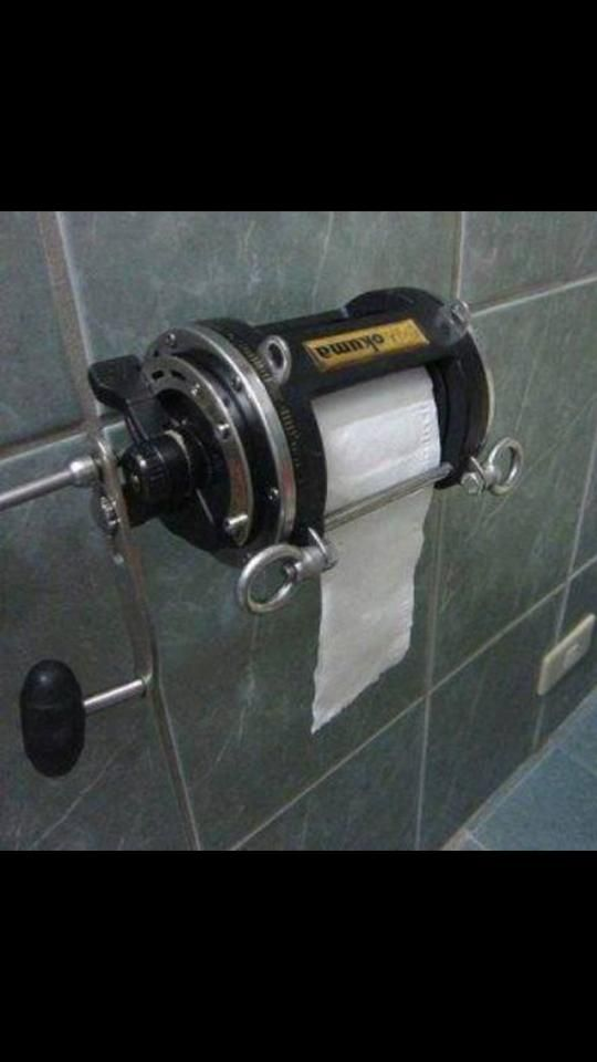 51 best images about boat ideas on pinterest center for Fishing reel toilet paper holder