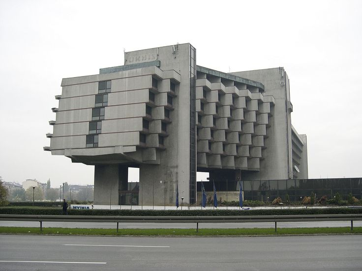 Janusz Ingarden, Hotel Forum, Krakow, 1978