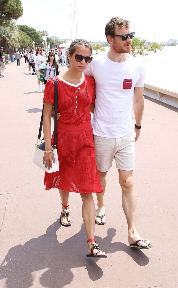 Michael fassbender and alicia vikander dating