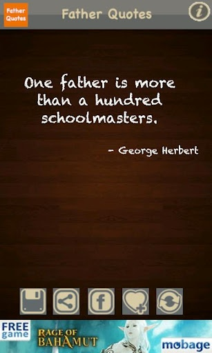 George Herbert: Mothers Love, Dads Quotes, Special Dads, Quotes Mothers, Father'S Day Quotes
