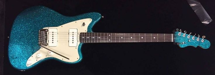 G&L guitar and bass : by Leo Fender and George Fullerton 7 hrs ·  On September 13th I got the email from G&L introducing the Doheny! 17 minutes later I was on the phone to my dealer with my order! And she arrived!!! Amazing guitar. Turquoise Metal Flake, mint guard, rosewood neck, dual fulcrum bridge