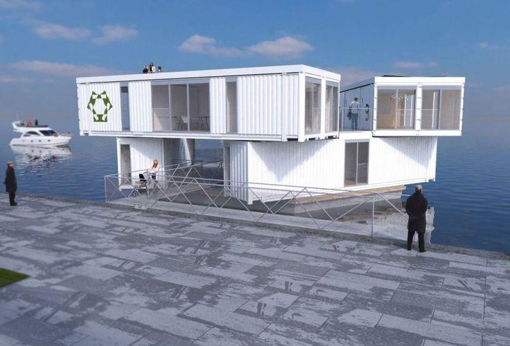 Student Dorm, Denmark