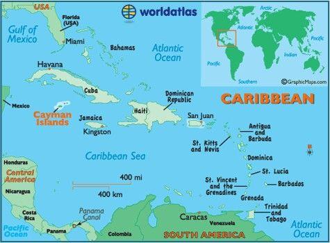 69 Best Caribbean Bermuda Maps Images On Pinterest Caribbean