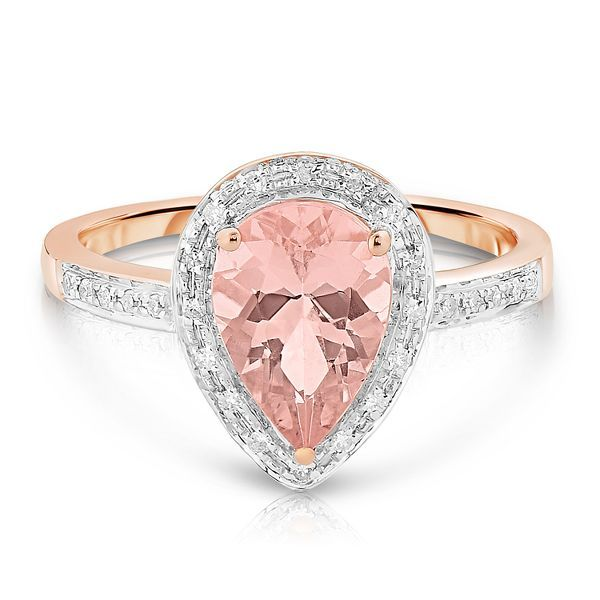 95 best images about Morganite Peach Sapphires and a few other engagement r