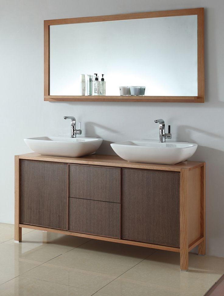 Legion WB 14168C Contemporary Bathroom Vanity Http://www.listvanities.com