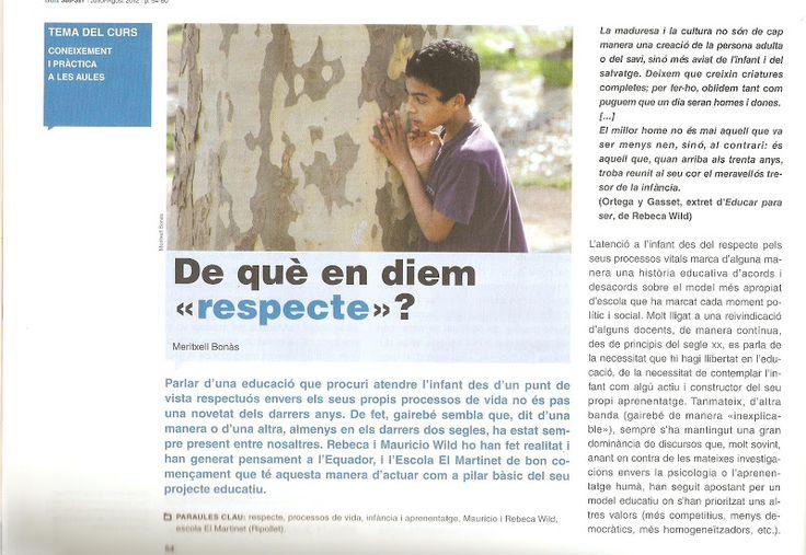 De què en diem respecte? - Associació d'Amics del Martinet - Àlbums web de Picasa