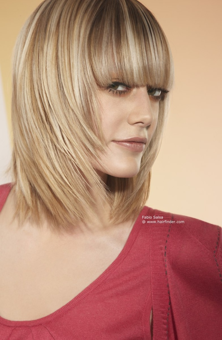 67 Best Haircuts Straight Hair W Medium Length Images On