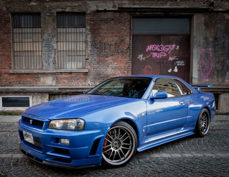 Wow! Any takers? Click the image for more details and a video of this famous #NissanSkyline GT-R