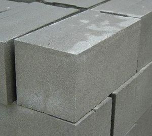 Бетонные блоки для фундамента, размеры и цена, вес и