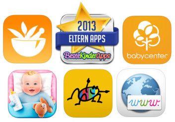 Die besten Apps für Eltern - Eltern App Preis 2013 Auszeichnung