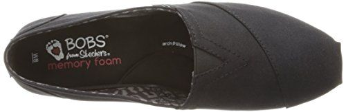 BOBS from Skechers Women's Plush Peace and Love Flat #Cute_Shoes, #Shoes, #Slippers, #Women'S_Shoes