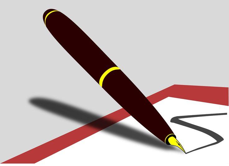 Pen Write Scribble Sharp Pencil