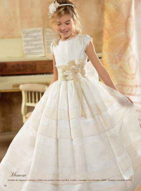 vestido de communion 2014   MODA INFANTIL ROPA para niños ropa para niñas ropita bebes: 01/2013
