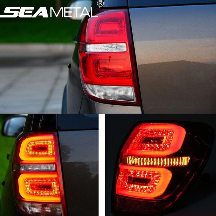 Big sale US $274.22  Car Tail Light For Chevrolet Captiva 2008-2011 2012 2013 2014 2015 Car Taillights 12V LED Lamps Brake+Reversing+Turning Signal
