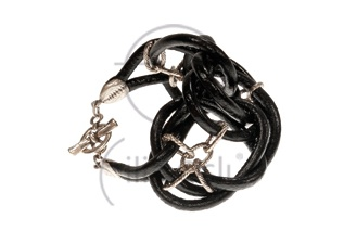 Deri bileklik / Leather bracelet