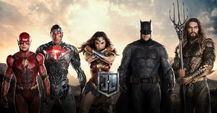 Liga da Justiça ganha nova imagem sem o Superman | Notícia | Omelete
