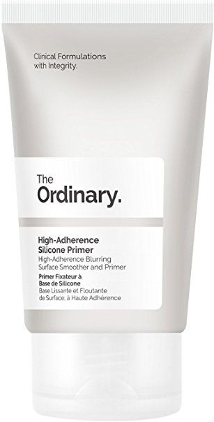 THE ORDINARY High-Adherence Silicone Primer #beautybliss @missjanespring