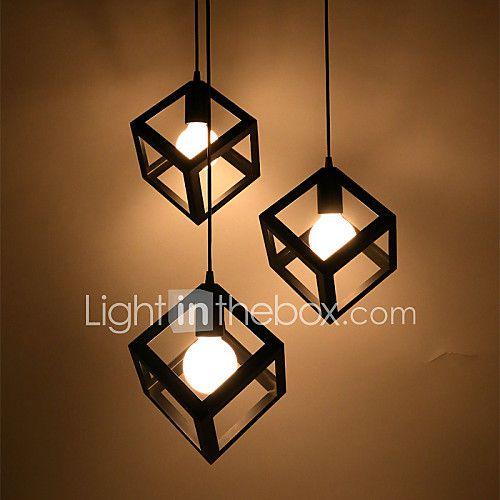 Contemporain / Traditionnel/Classique / Rustique / Vintage LED Métal Lampe suspendueSalle de séjour / Chambre à coucher / Salle à manger de 2017 ? $75.51