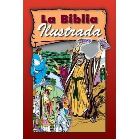 La Biblia Ilustrada, Enc. Dura (The Picture Bible, Hardcover)