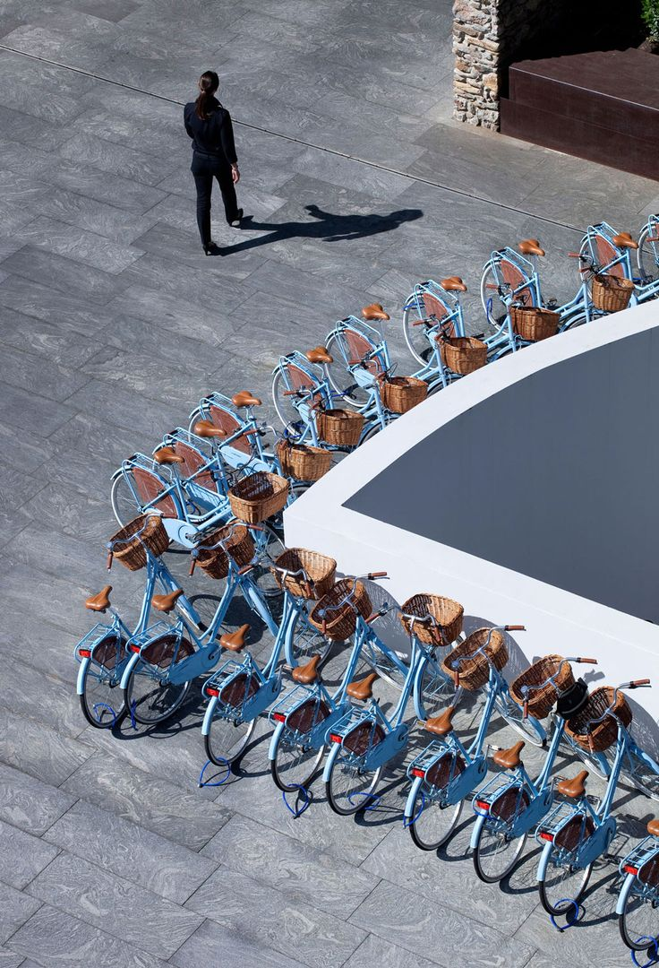 Rent a bike on the boardwalk