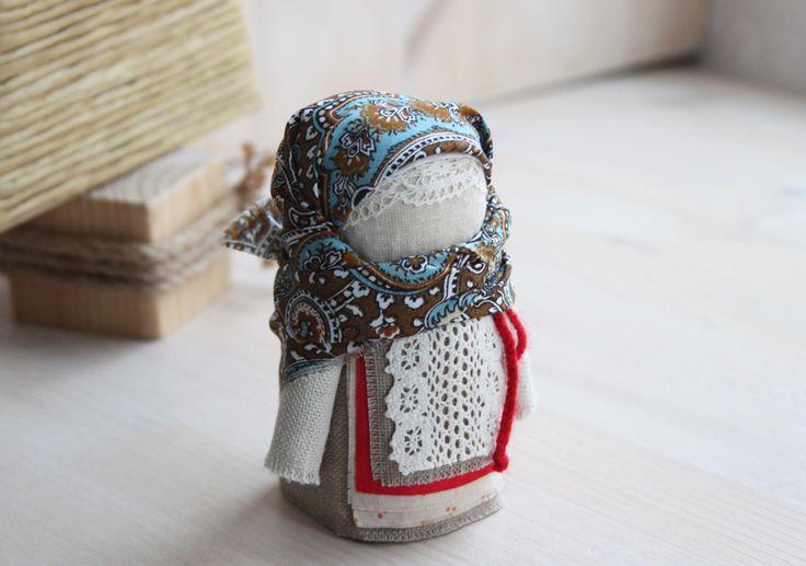 Крупеничка Изюминка, обережная кукла