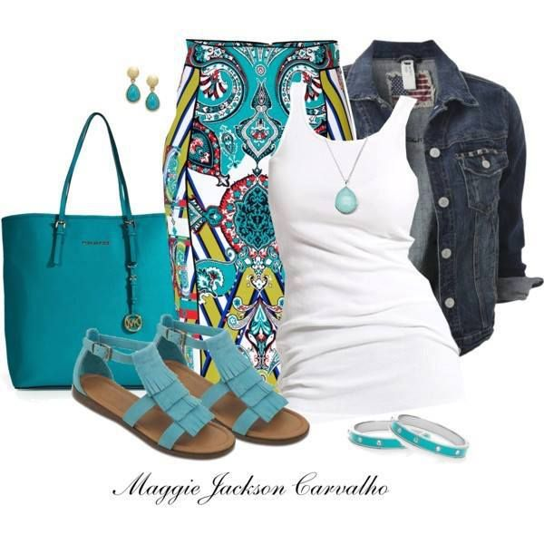 Womens Outfits Trends By Maggie Jackson Carvalho... find more women fashion on www.misspool.com