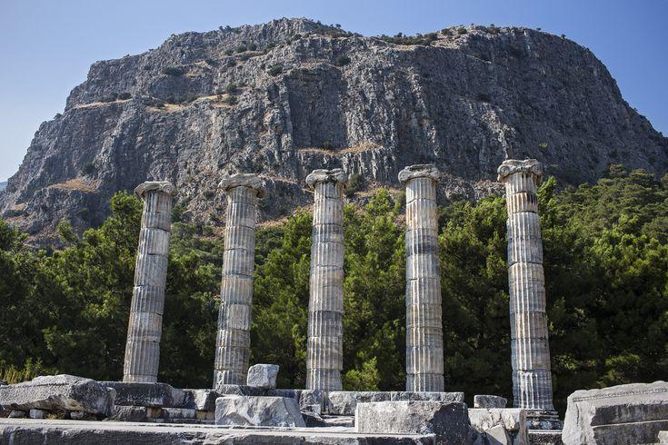 Ephesus, Turkey-The Temple of Apollo