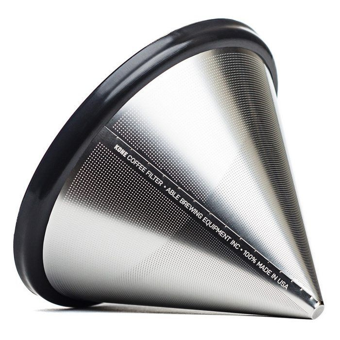 The Able Kone coffee filter is the 3rd generation reusable pour over coffee filter with many upgraded features. It is…