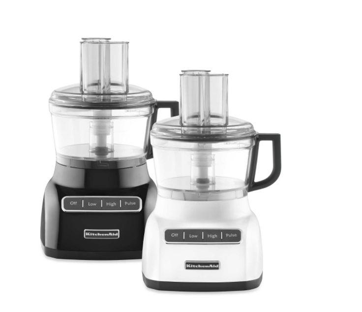 KitchenAid® 7-Cup Food Processor System Small Kitchen Appliance Tools Gadget #KitchenAid
