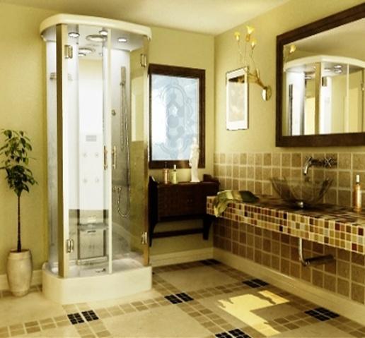 Modernos ba os interiores de casas fotos de ba os fotos - Banos modernos decoracion ...