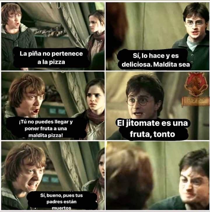 Harry Potter Hechos Divertidos Memes Memes Divertidos