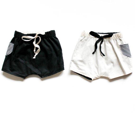 612m Reversible Harem Shorts by duchessandlion on Etsy, $40.00