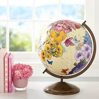 Wonderful World Globe #pbteen