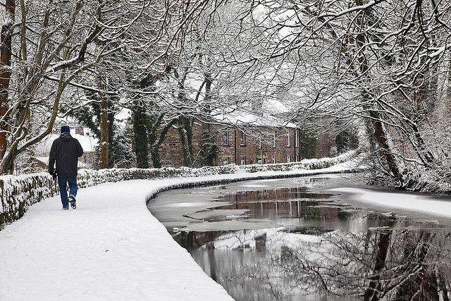 Saddleworth, Greater Manchester, England