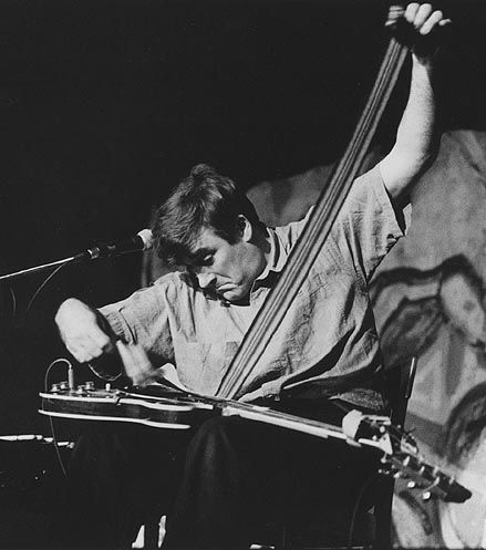 Fred Frith plays into the life soundtrack. Caught him in Boston and Boulder. His music weaves in and out of rotation whether it's his solo work or recordings by Henry Cow, Massacre or Art Bears.