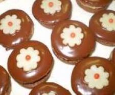 Recept Křehká plněná kolečka od lussy - Recept z kategorie Dezerty a sladkosti