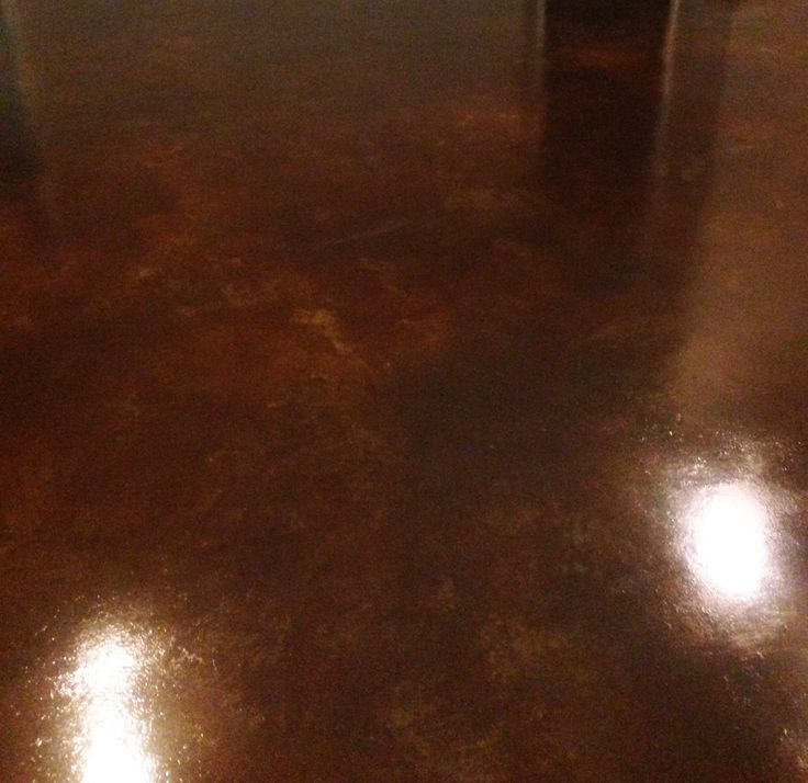 Day 2:  Perfecting an Acid Stained Floor - Mr. Pankey Called Direct Colors Looking for a Solution to a Problem Caused by Poor Surface Preparation on a Previously Acid Stained Floor. Surface preparation is the most important step in successfully coloring a concrete floor, particularly when acid staining. Find out the best practices for surface prep and what to do when the floor doesn't turn out quite right.
