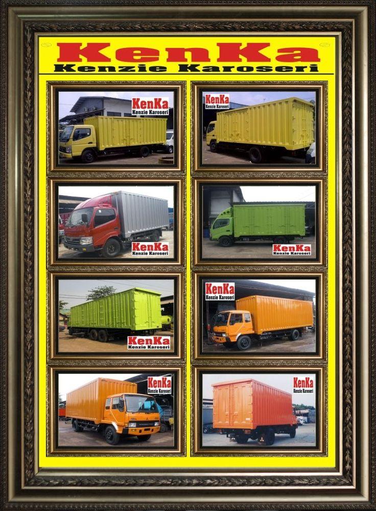 BOX BESI >> KAROSERI KENKA