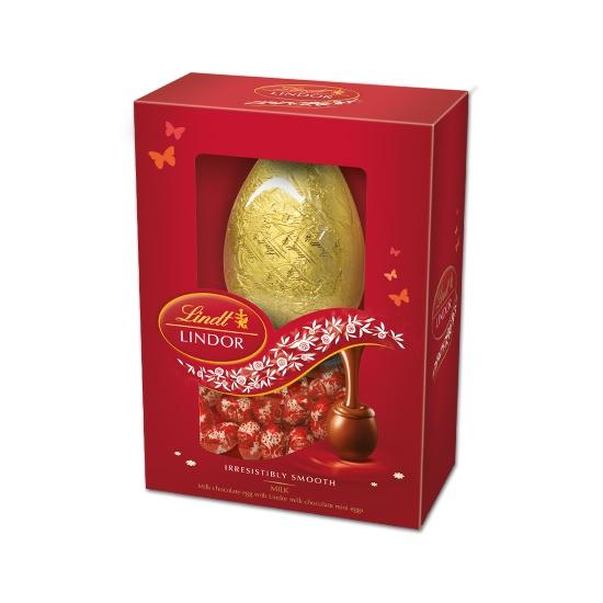 Lindor Mini Eggs Milk 215g #WinEasterChocolateWithLindt