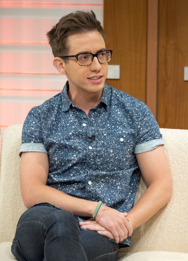Kevin McHale on Good Morning Britain