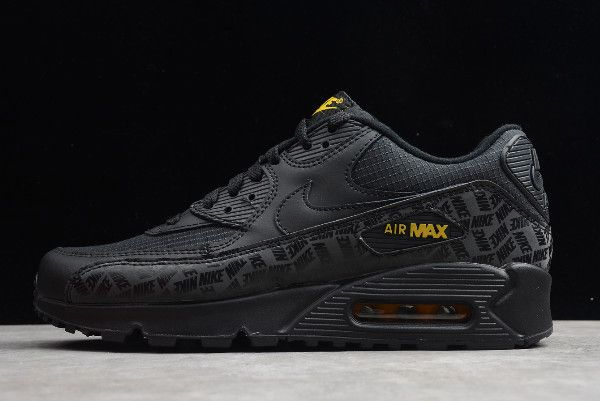 nike air max 90 amarillo