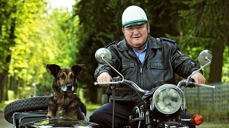 Letzte Folge des legendären Polizeihauptmeister Krause am 10. Mai 2015 Bildquelle: rbb/ Oliver Feist
