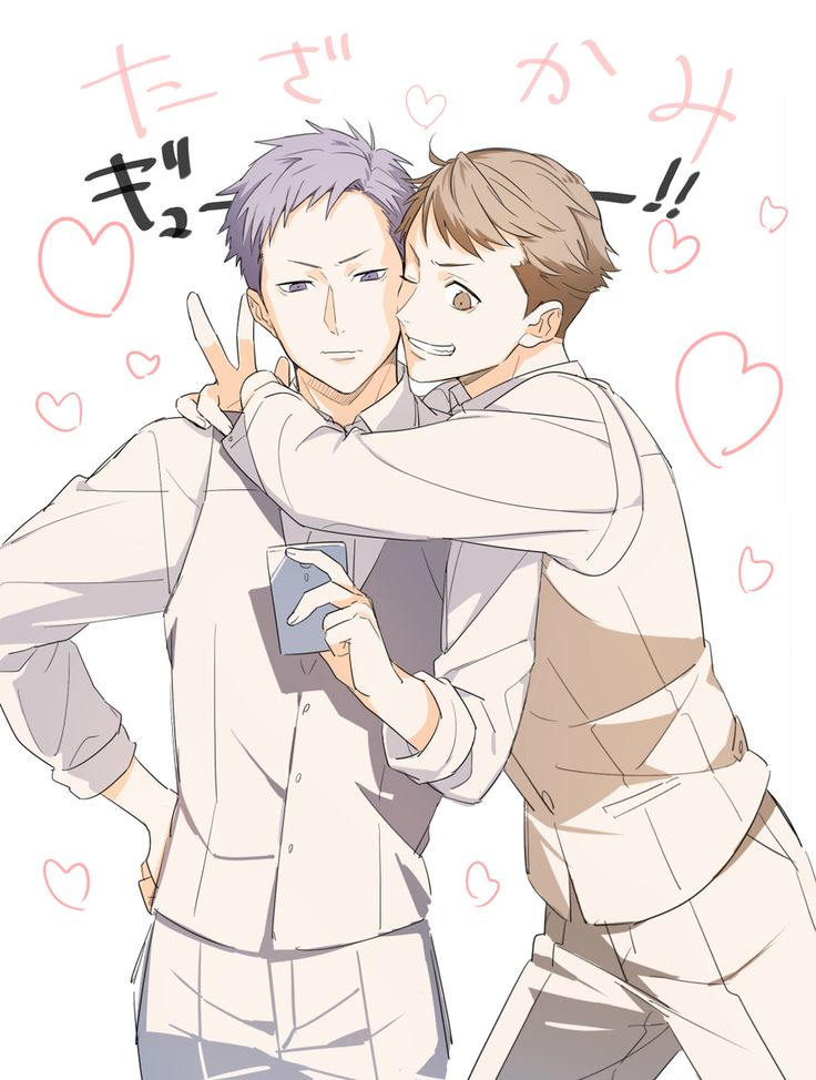 Let's take a selfie  #kaminaga #tazaki