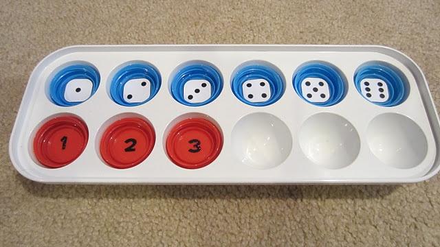 Round up on plastic lids activities!